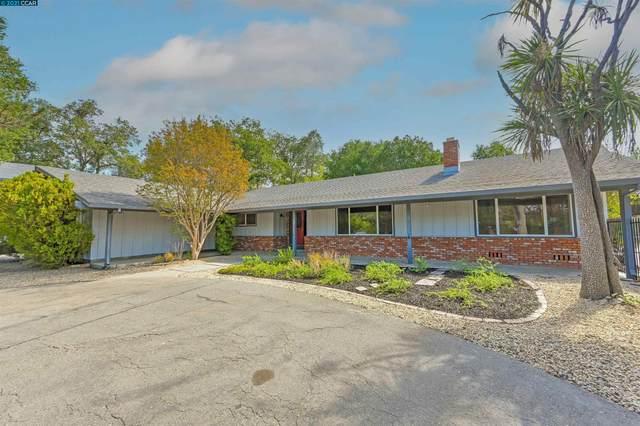 968 La Gonda Way, Danville, CA 94526 (#CC40965930) :: Real Estate Experts