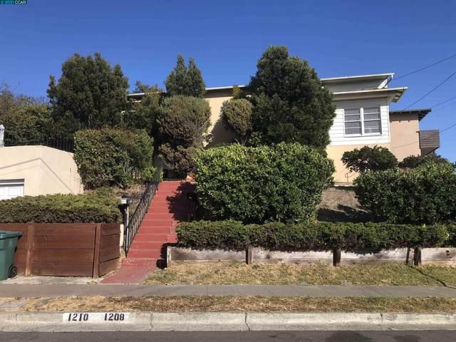 1208 Santa Clara St., Richmond, CA 94804 (#CC40965934) :: Strock Real Estate