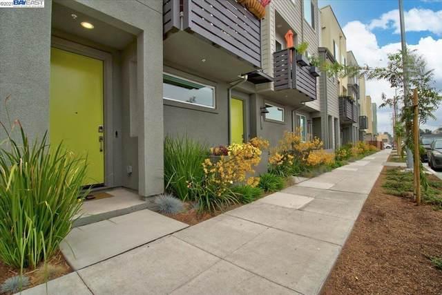2288 Filbert St, Oakland, CA 94607 (#BE40965941) :: Robert Balina | Synergize Realty