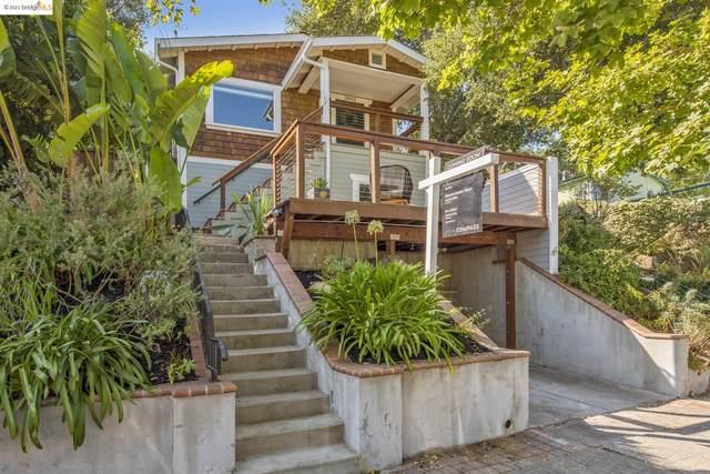3843 Canon Ave, Oakland, CA 94602 (#EB40965976) :: Schneider Estates