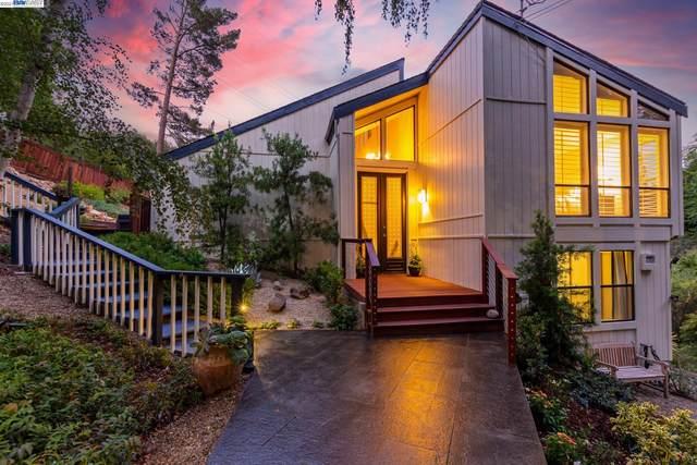 58 Scenic Dr, Orinda, CA 94563 (#BE40965983) :: Strock Real Estate
