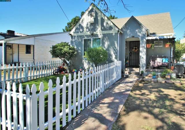 1330 Redwood St, Pittsburg, CA 94565 (#CC40965997) :: The Goss Real Estate Group, Keller Williams Bay Area Estates