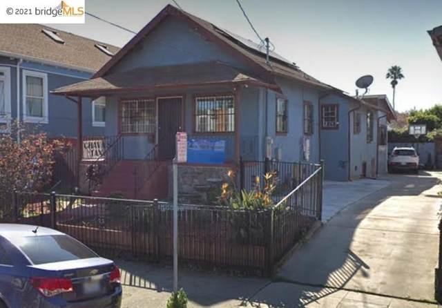 959 45Th St, Oakland, CA 94608 (#EB40965996) :: Olga Golovko