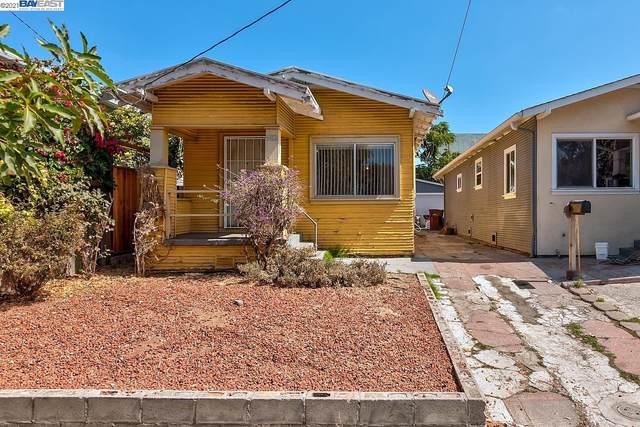 5812 E 17th Street, Oakland, CA 94621 (#BE40966030) :: Alex Brant