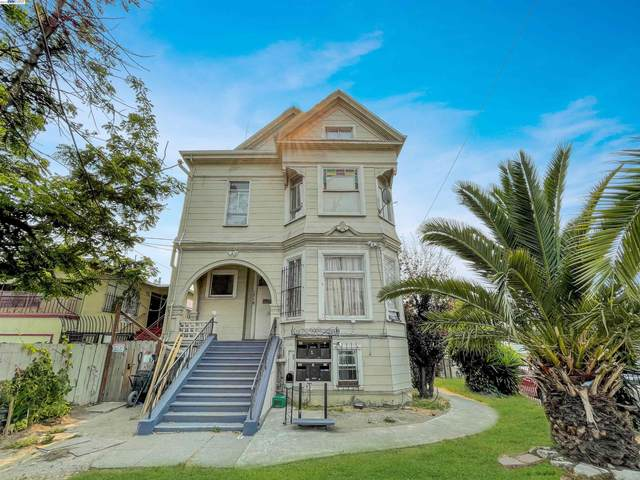 1718 High St, Oakland, CA 94601 (#BE40966078) :: Strock Real Estate