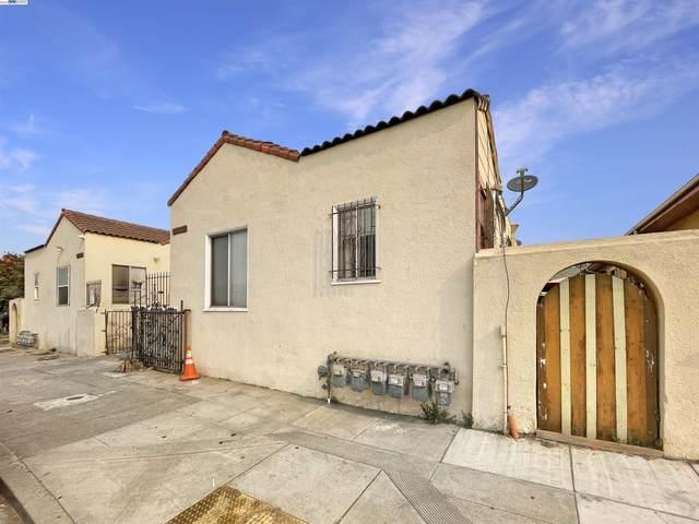 5106 5112 Bancroft Ave, Oakland, CA 94601 (#BE40966101) :: Strock Real Estate