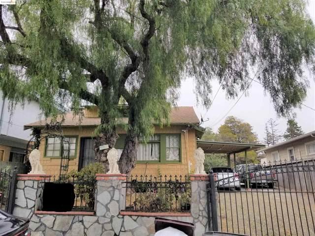 4076 Lyon Ave, Oakland, CA 94601 (#EB40966106) :: Strock Real Estate