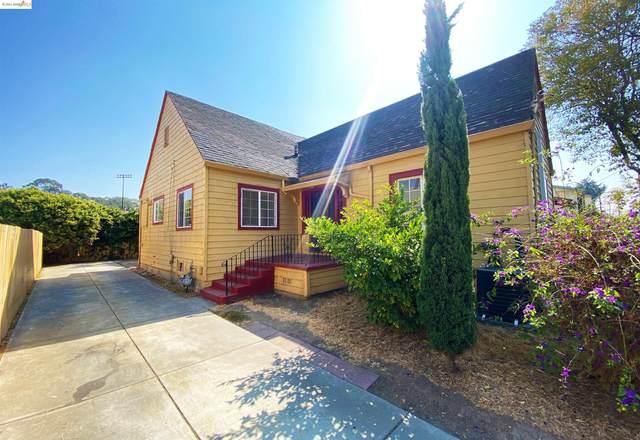 8406 Dowling, Oakland, CA 94605 (#EB40966113) :: The Kulda Real Estate Group