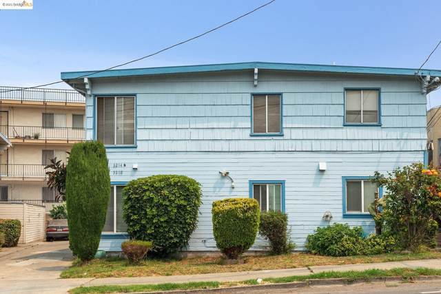 3218 Hyde St, Oakland, CA 94601 (#EB40966160) :: Strock Real Estate