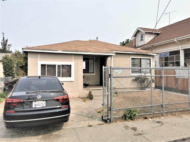 967 107Th Ave, Oakland, CA 94603 (#BE40966177) :: Strock Real Estate