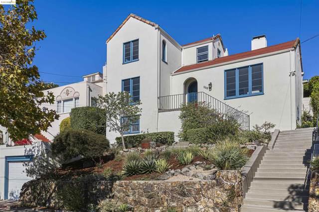851 The Alameda, Berkeley, CA 94707 (#EB40966195) :: Schneider Estates