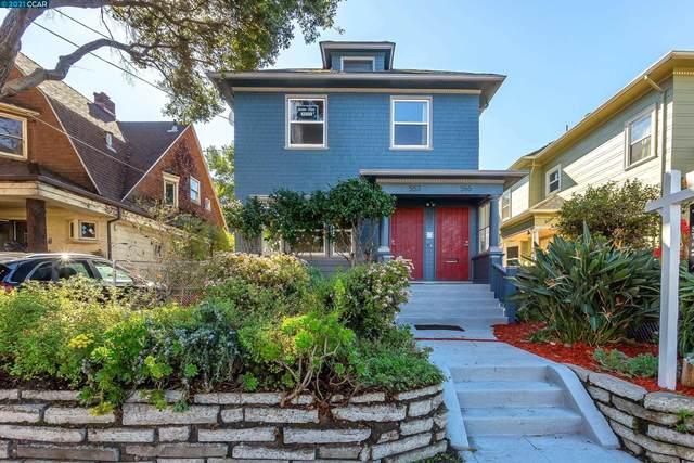 555 37Th St, Oakland, CA 94609 (#CC40966197) :: Strock Real Estate