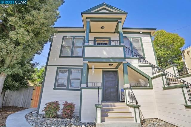 919 Santa Clara St, Vallejo, CA 94590 (#CC40966205) :: Schneider Estates