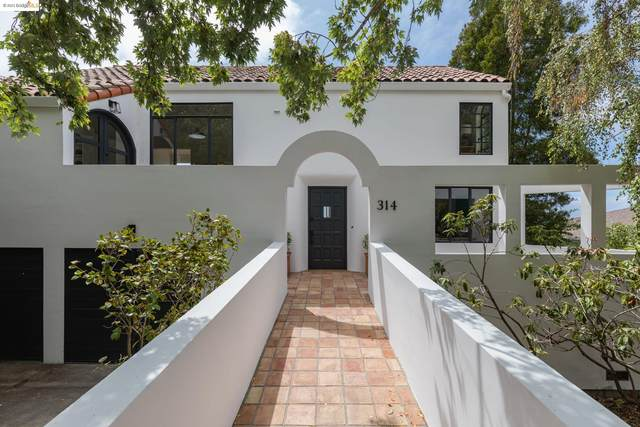 314 Vassar Avenue, Kensington, CA 94708 (#EB40966209) :: The Goss Real Estate Group, Keller Williams Bay Area Estates