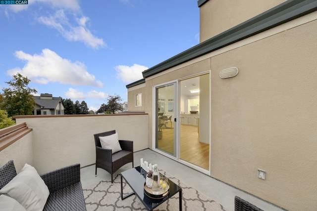 2615 Telegraph Ave 401, Berkeley, CA 94704 (#CC40966219) :: The Kulda Real Estate Group