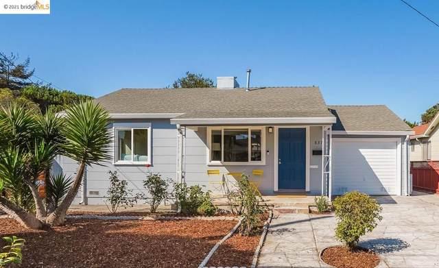 837 Mclaughlin St, Richmond, CA 94805 (#EB40966242) :: Schneider Estates