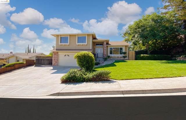 2415 Los Prados Way, Antioch, CA 94509 (#EB40966251) :: Strock Real Estate