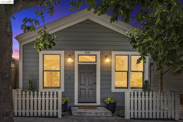 840 Delaware St, Berkeley, CA 94710 (#EB40966254) :: The Kulda Real Estate Group