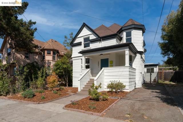 2805 Fulton St, Berkeley, CA 94705 (#EB40966258) :: Olga Golovko