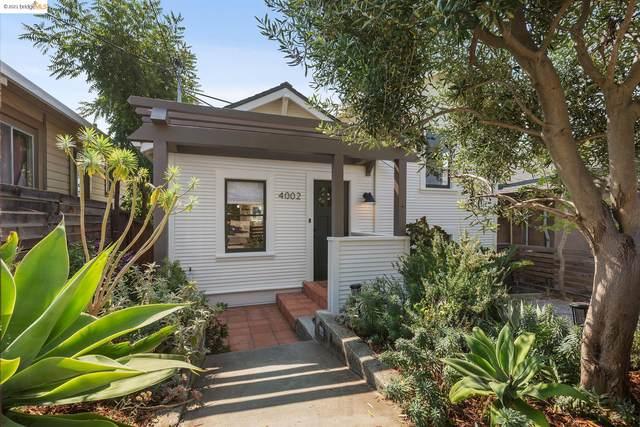 4002 39Th Ave, Oakland, CA 94619 (#EB40966262) :: Strock Real Estate