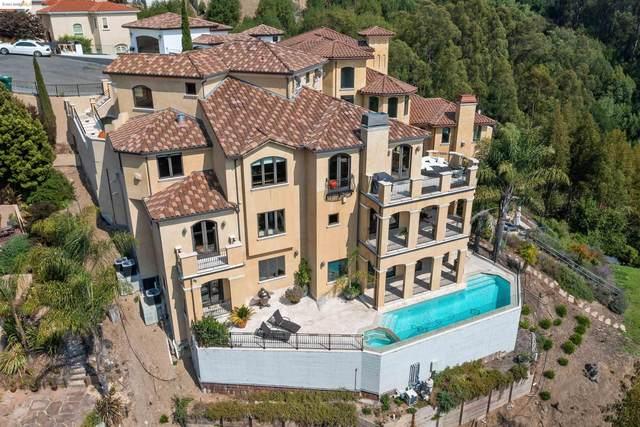 19 Ormindale Ct, Oakland, CA 94611 (#EB40966286) :: Schneider Estates