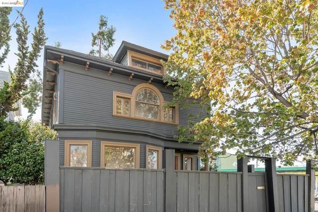 3010 Shattuck Ave, Berkeley, CA 94705 (#EB40966291) :: The Kulda Real Estate Group