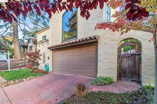 80 Ardmore Road, Kensington, CA 94707 (#EB40966301) :: Schneider Estates