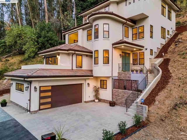 6388 Shepherd Canyon Road, Oakland, CA 94611 (#BE40966304) :: Schneider Estates