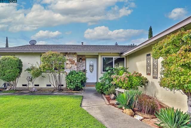 331 Appalachian Way, Martinez, CA 94553 (#CC40966333) :: Intero Real Estate