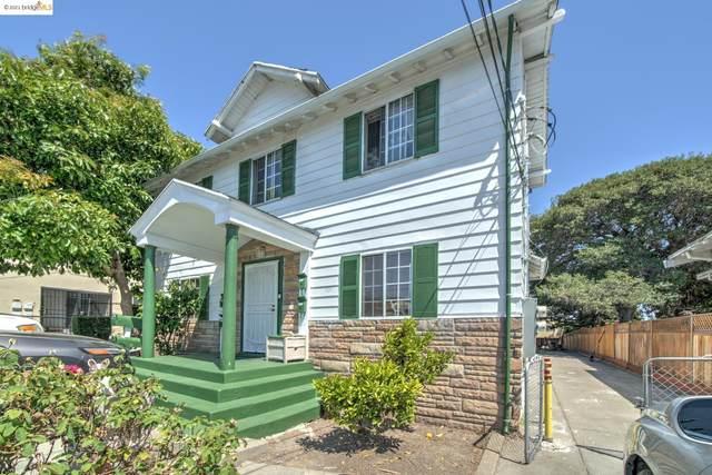 2436 25th Avenue, Oakland, CA 94601 (#EB40966337) :: Strock Real Estate