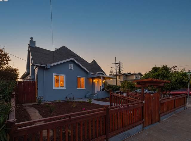 3275 Maple Ave, Oakland, CA 94602 (#BE40966360) :: Schneider Estates