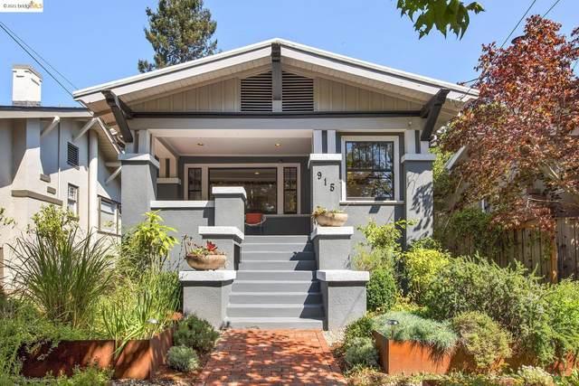 915 Fresno Ave, Berkeley, CA 94707 (#EB40966381) :: Schneider Estates