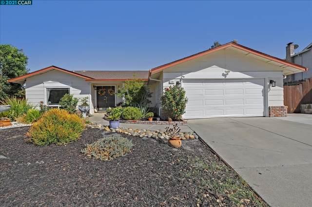 2301 Foothill Dr, Antioch, CA 94509 (#CC40966391) :: Strock Real Estate