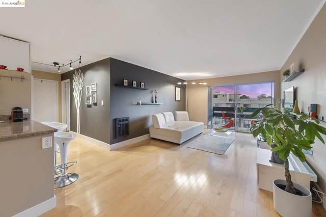 500 Vernon St 314, Oakland, CA 94610 (#EB40966404) :: Schneider Estates
