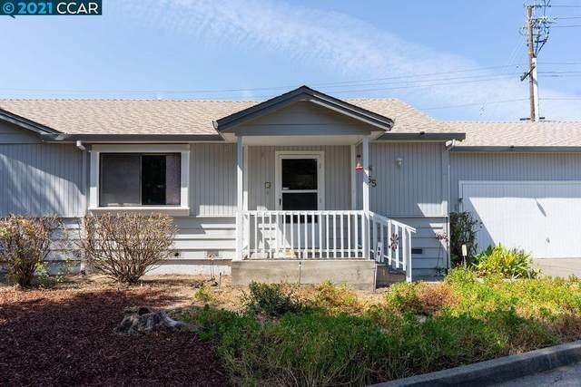 55 Via Los Ninos, Walnut Creek, CA 94597 (#CC40966405) :: The Sean Cooper Real Estate Group