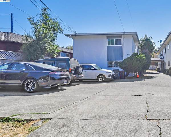 4141 Bayo St, Oakland, CA 94619 (#BE40966472) :: Robert Balina   Synergize Realty