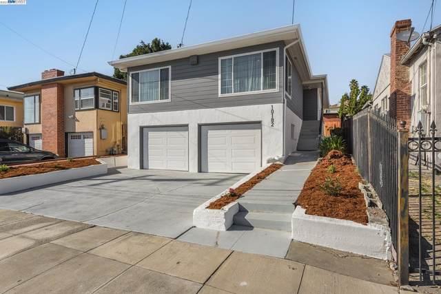 10182 Foothill Blvd, Oakland, CA 94605 (#BE40966509) :: Schneider Estates