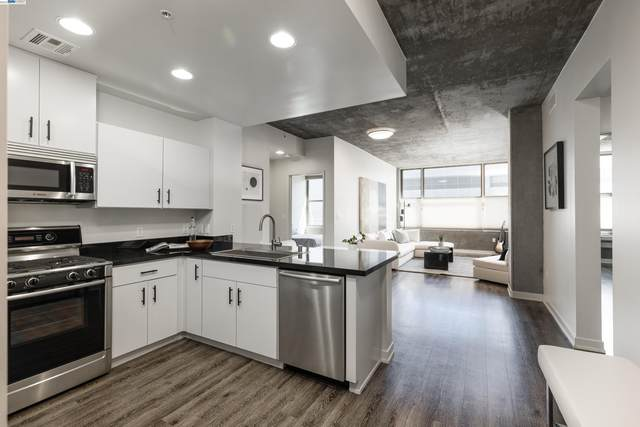 311 2nd St 510, Oakland, CA 94607 (#BE40966514) :: The Sean Cooper Real Estate Group