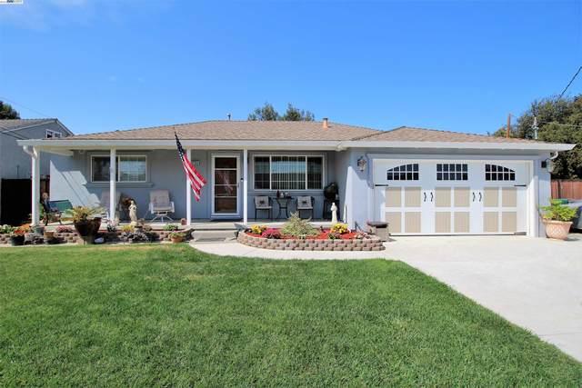 17255 Via Carmen, San Lorenzo, CA 94580 (#BE40966519) :: The Kulda Real Estate Group