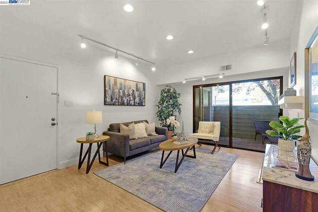 3501 Birchwood Ter 112, Fremont, CA 94536 (#BE40966527) :: Paymon Real Estate Group