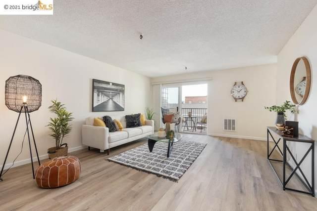 325 Lenox Avenue 304, Oakland, CA 94610 (#EB40966540) :: Schneider Estates