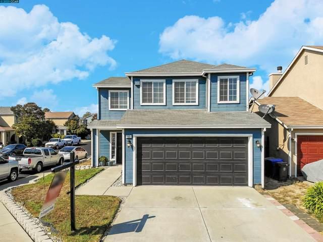 165 Malcolm Dr, Richmond, CA 94801 (#CC40966547) :: Strock Real Estate