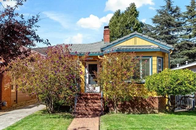 7618 Circle Hill Dr, Oakland, CA 94605 (#BE40966551) :: The Kulda Real Estate Group