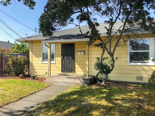 307 Pacific Ave, Alameda, CA 94501 (#BE40966556) :: Strock Real Estate