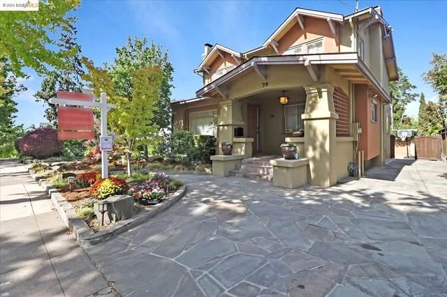 39 Nace Ave, Piedmont, CA 94611 (#EB40966562) :: Robert Balina   Synergize Realty