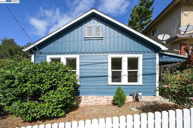 3781 Buell St, Oakland, CA 94619 (#BE40966625) :: Strock Real Estate
