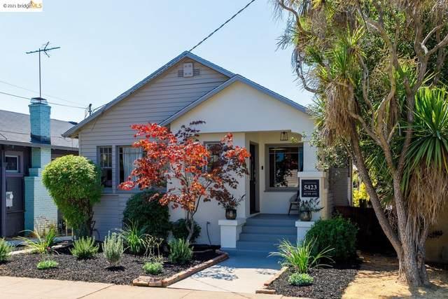 5423 Ruth Avenue, Oakland, CA 94601 (#EB40966628) :: The Goss Real Estate Group, Keller Williams Bay Area Estates