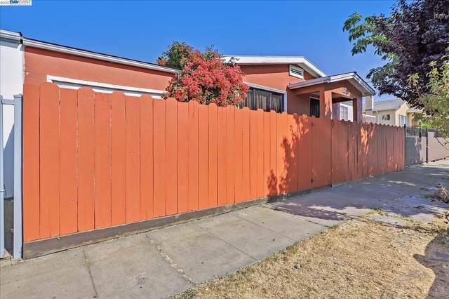 2815 Octavia St, Oakland, CA 94619 (#BE40966640) :: Paymon Real Estate Group