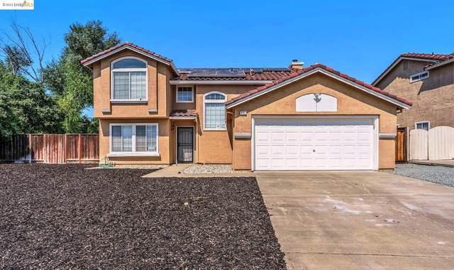 3101 Filbert St, Antioch, CA 94509 (#EB40966643) :: Schneider Estates