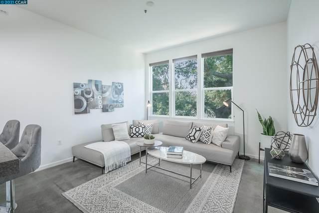 655 12th Street 124, Oakland, CA 94607 (#CC40966652) :: Schneider Estates